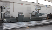 Máquina de Corte CNC Duas Cabeças