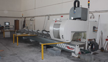 Centro de Maquinação CNC 5 eixos