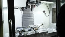 Centro de Maquinação CNC Vertical